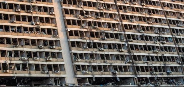 Crisis hospitalaria en Beirut tras los violentos estallidos