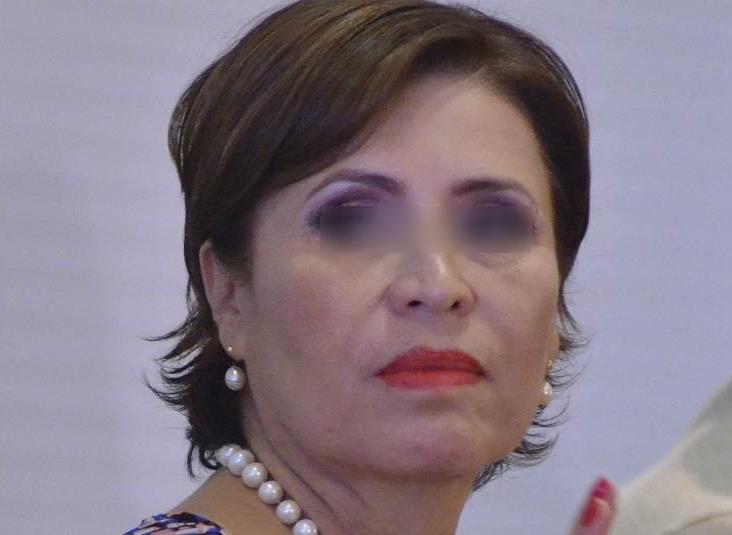 """""""Quieren borrar mi historia, anularme y silenciarme"""": Rosario Robles"""