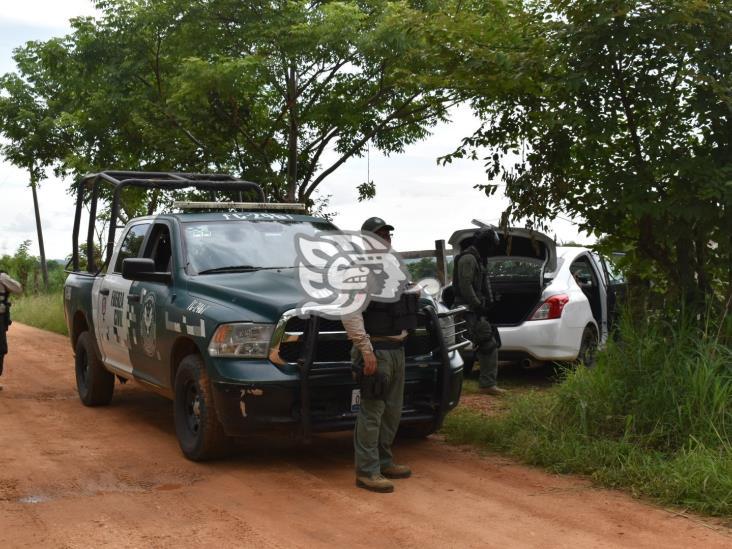 Fuerza Civil rescata a ex actor privado de su libertad en Oluta