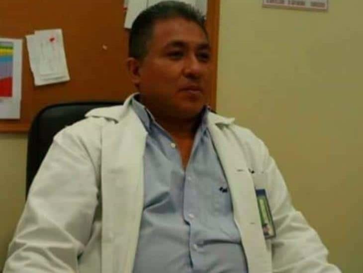 Fallece médico jubilado del IMSS de Coatzacoalcos por Covid-19