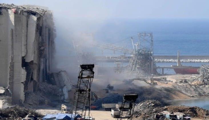 Alerta ONU por residuos tóxicos generados por explosión en Beirut
