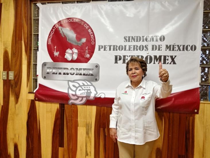 Destituirán a secretaria general de Petromex por insultar a agremiados