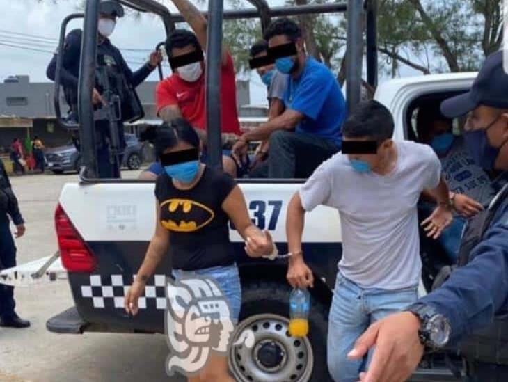 Por secuestro agravado fueron vinculados seis detenidos