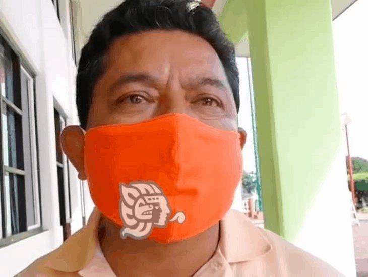 Aplica alcalde de Soconusco vigilancia sobre candidatos políticos