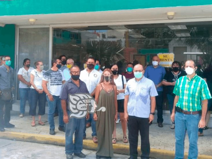 Bajas ventas cierran 20 comercios del Centro de Coatzacoalcos