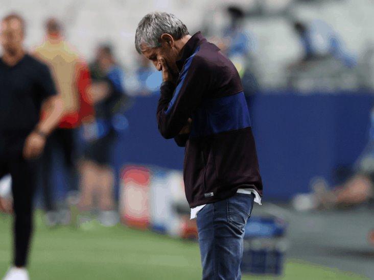 Setién estaría a punto de salir del Barcelona; Pochettino, el favorito