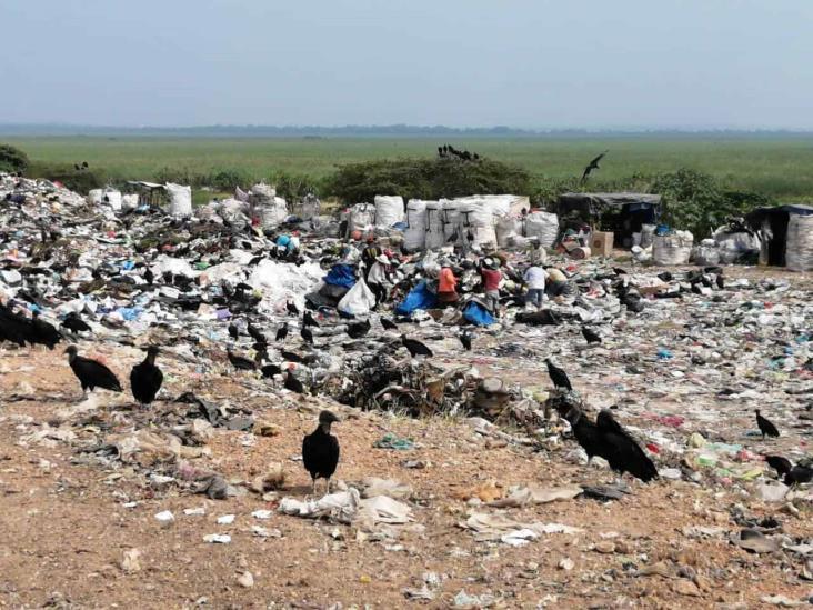 Buscan sitio para suplir al basurero Las Matas, asegura Nicolás Reyes
