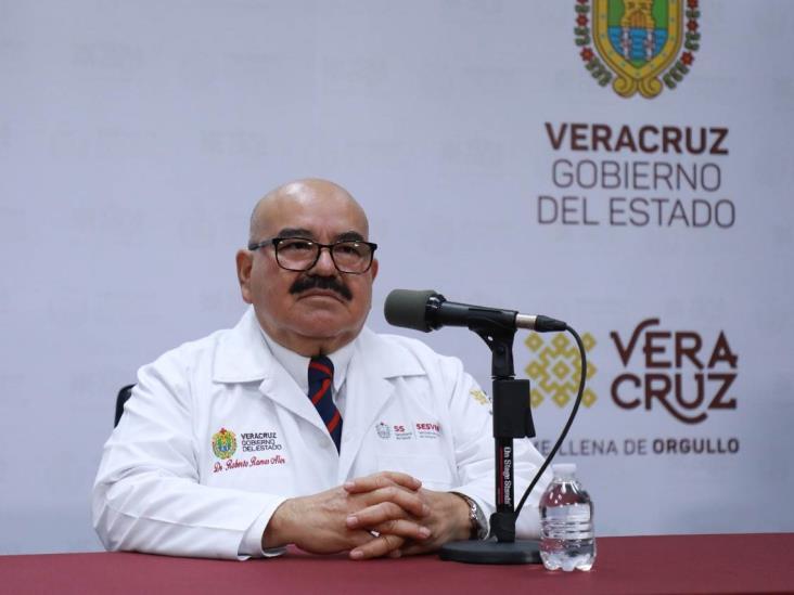 Ocupación hospitalaria al 55% en Veracruz permitió semáforo naranja