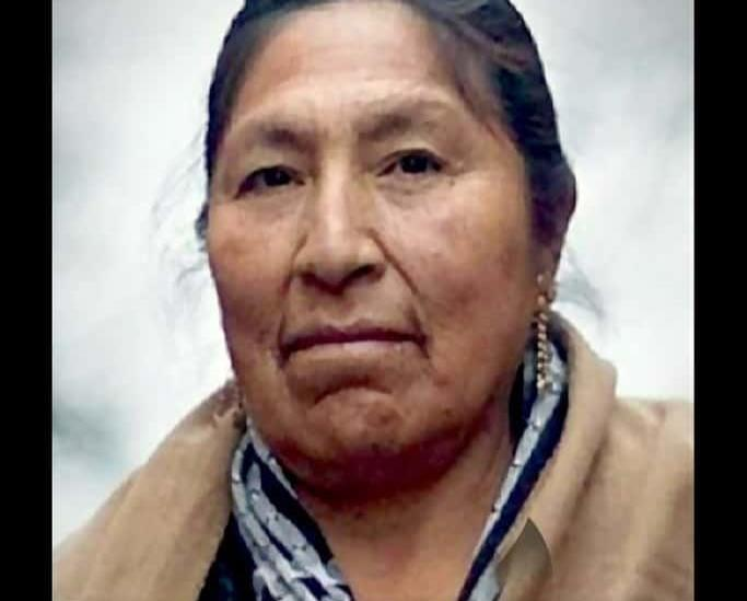 Muere hermana de Evo Morales a causa del coronavirus