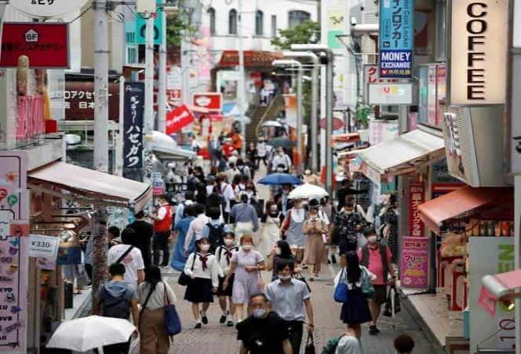 Japón sufre caída histórica del PIB en plena recesión