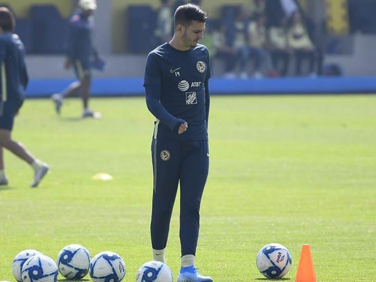 Club América: Nicolás Benedetti ya recibió el alta médica