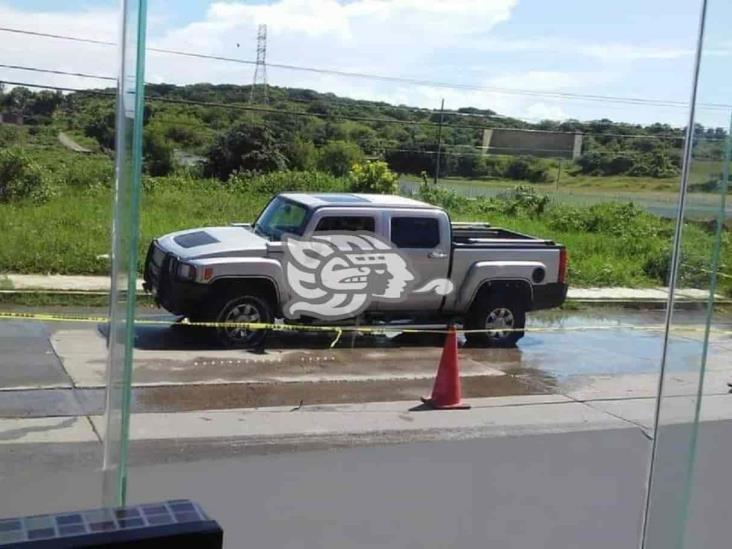 Durante intento de robo hieren a comerciante sanjuaneño en Alvarado