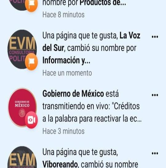 Se reactivan Renato Tronco y Esteban Valles en redes