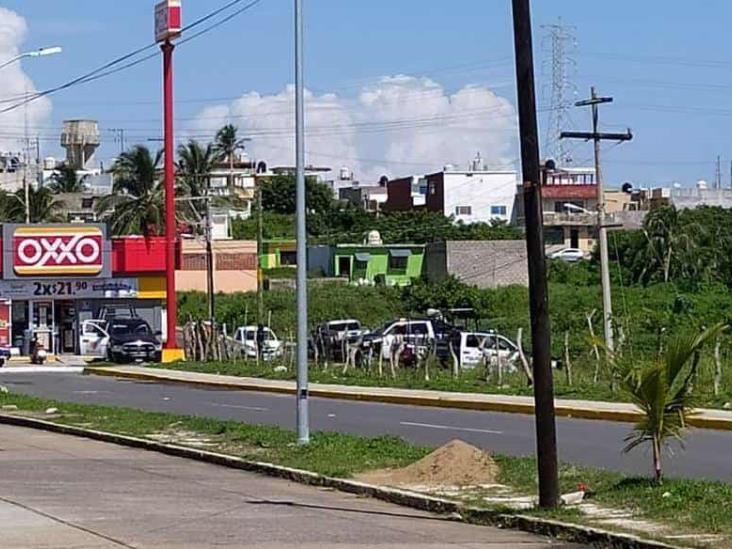 Intentan asaltar a comerciante en Alvarado