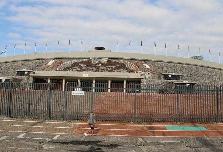 Aplicará UNAM examen de ingreso en el estadio olímpico y 24 sedes más