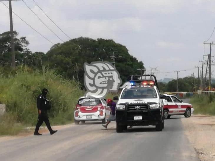 Intentan extorsionar a empleado municipal de Moloacán