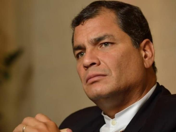 Buscará Rafael Correa vicepresidencia de Ecuador