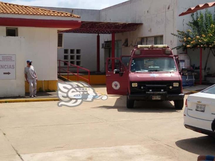 Muere joven en Oluta tras ser hospitalizada por Covid-19