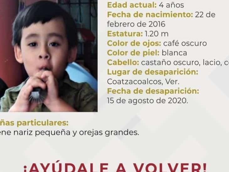 Reportan desaparición de madre e hijo en Coatzacoalcos