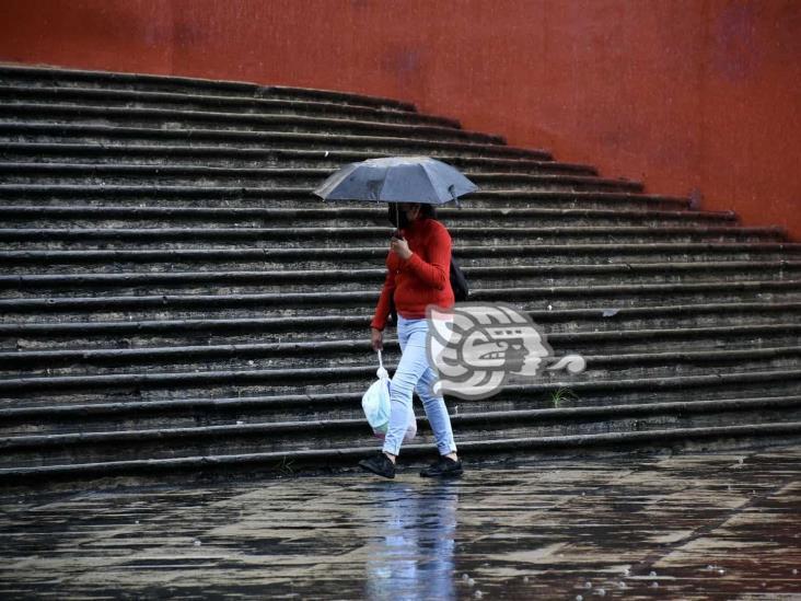Continuarán las lluvias en Veracruz; ambiente será cálido: SPC