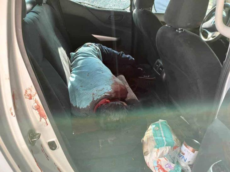 Un muerto y un herido en Poza Rica