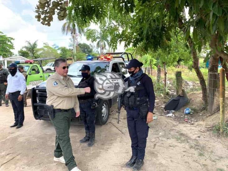 SSP mantiene intenso operativo en Agua Dulce