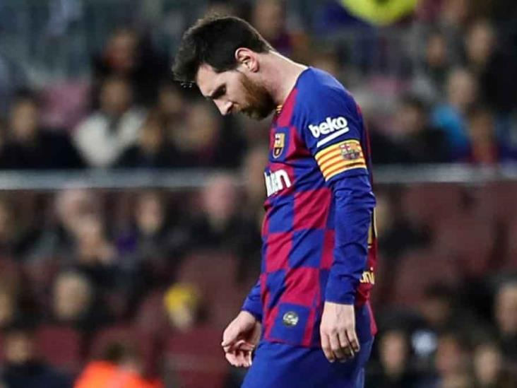 Messi le habría confesado a Koeman que se ve fuera del Barça
