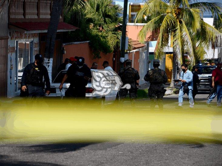 Asesinan a contraalmirante retirado en Boca del Río