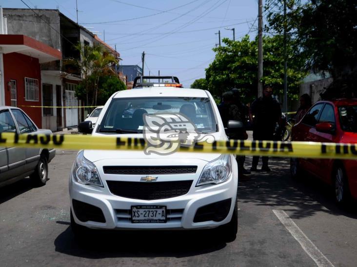 Balean a cuentahabiente durante asalto en Centro de Veracruz