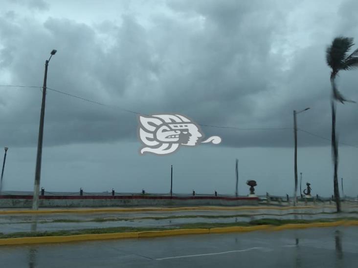 Pronostican lluvias para la zona centro y el sur de Veracruz