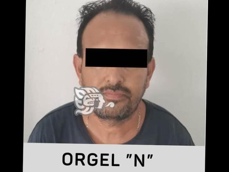 Detienen a presunto extorsionador en Minatitlán
