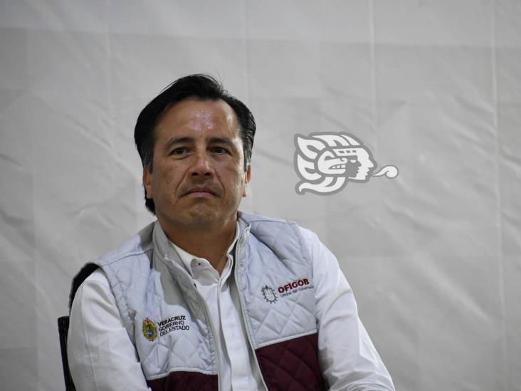 Quien caiga en corrupción se irá del gobierno estatal: Cuitláhuac