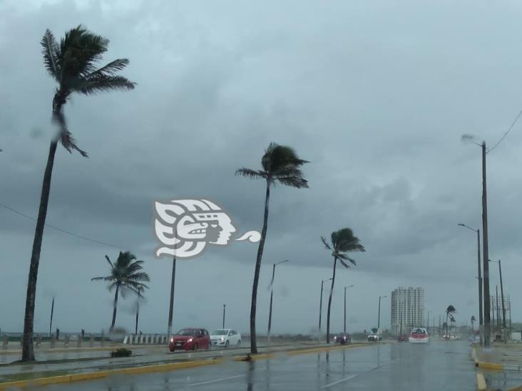 Se esperan lluvias en el sur de Veracruz durante las próximas horas