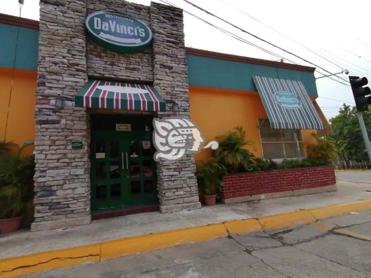 Otro restaurante cierra sus puertas en Minatitlán