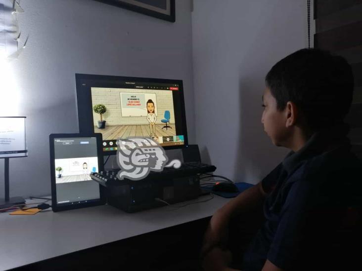 A distancia, arranca en Veracruz ciclo escolar 2020-2021