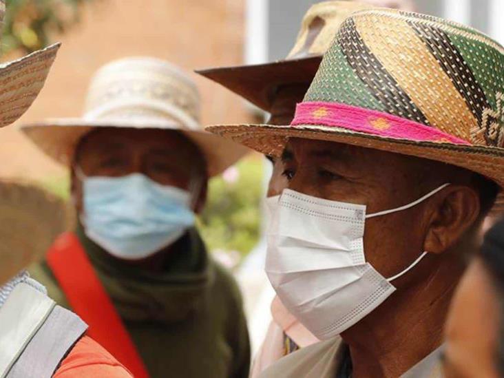 Supera Veracruz media nacional en letalidad de COVID-19 en indígenas