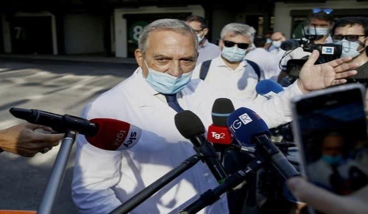 Italia inicia pruebas de posible vacuna contra el Covid-19