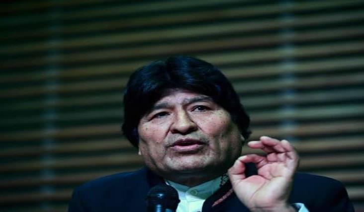 Gobierno de facto de Bolivia denuncia a Evo; lo acusa de estupro