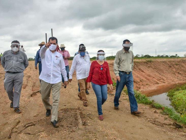 Rescatamos la planta de tratamiento: Víctor Carranza