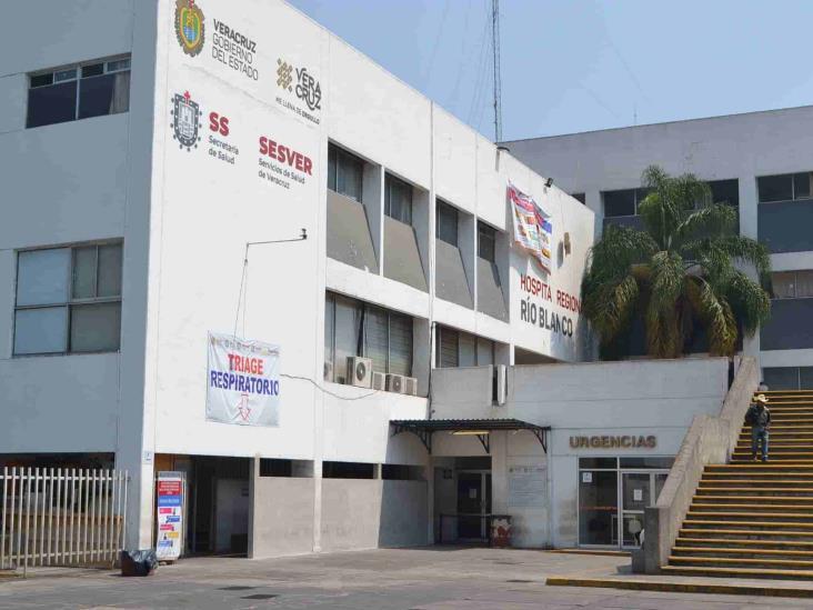 Hospital Regional de Río Blanco celebró 35 años al servicio