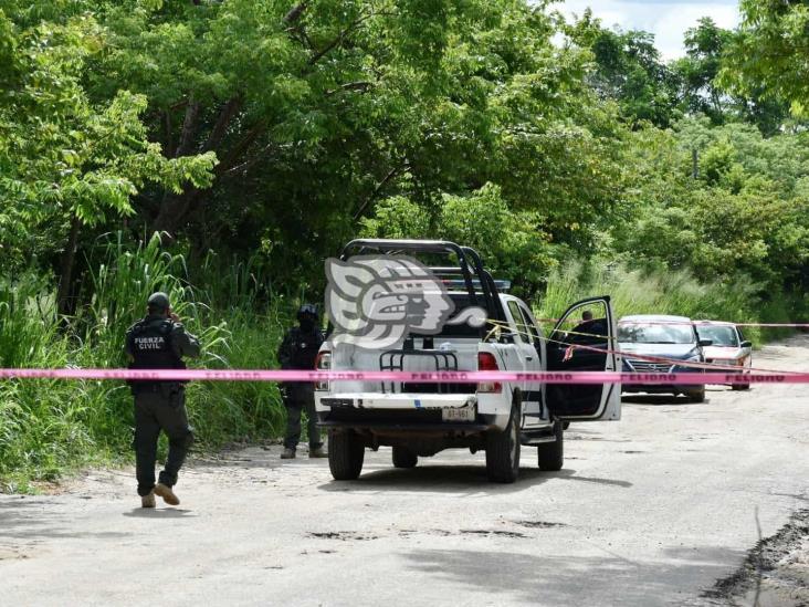 Hallan sin vida a ex agente municipal de Sayula de Alemán
