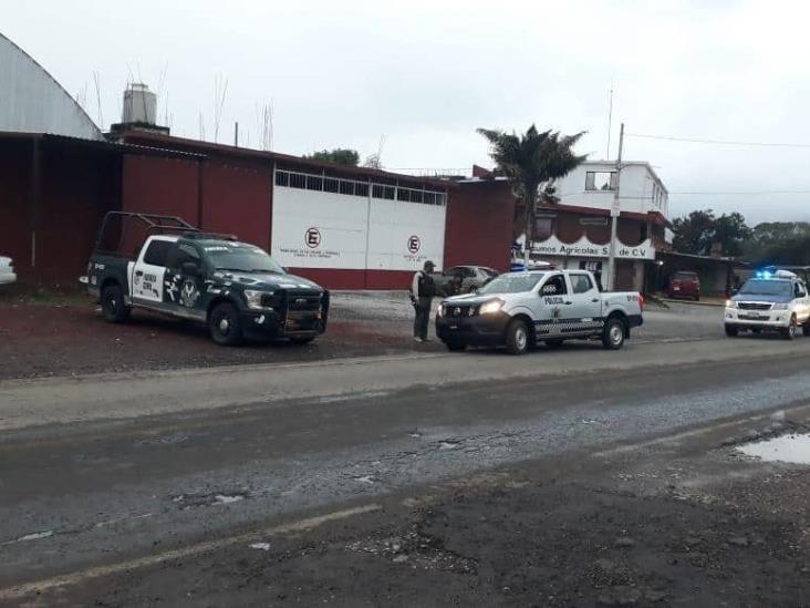 Rescata SSP a tres personas privadas de su libertad, en Huatusco