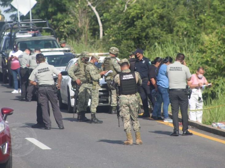 Arrojan seis cuerpos en límites de Veracruz y Tabasco