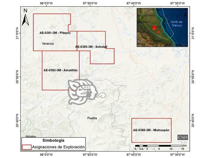 Aprueban a Sener modificación de 4 asignaciones en Veracruz