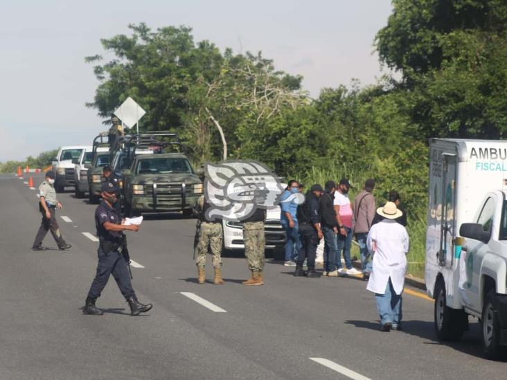 De Agua Dulce, 4 de los ejecutados en carretera a Cárdenas