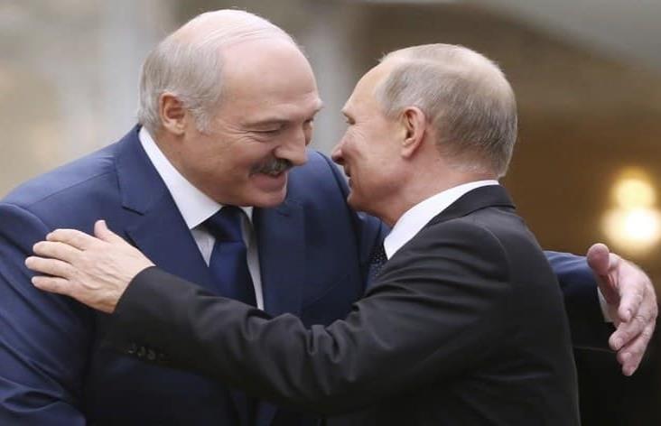 Rusia entrará a Bielorrusia si hay disturbios instigados por EU y OTAN: Putin