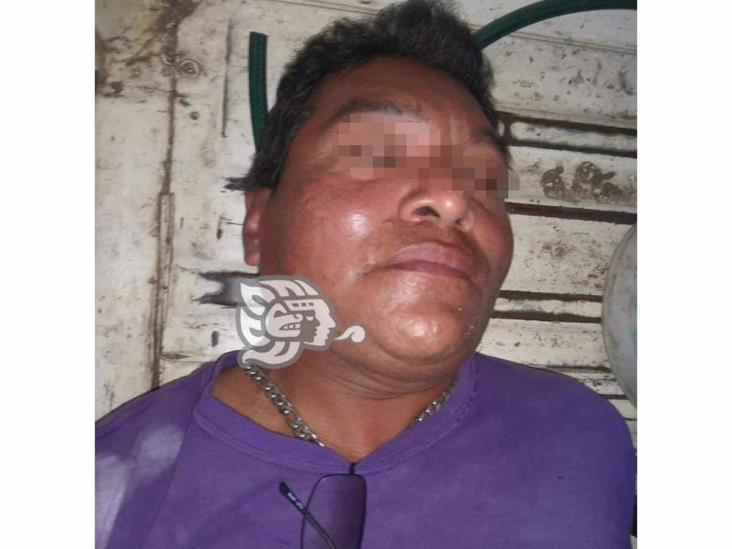 Vecinos detuvieron a presunto zoofílico en Cosoleacaque
