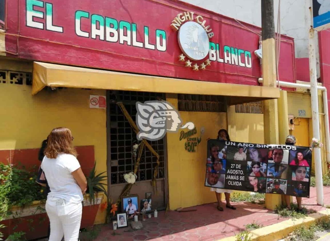 Madres de víctimas del Caballo Blanco se unirán a protestas en CDMX