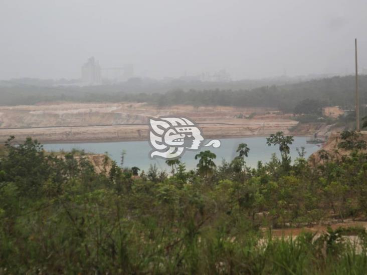 SEDEMA turnó a CONAGUA la falta de agua en Jáltipan