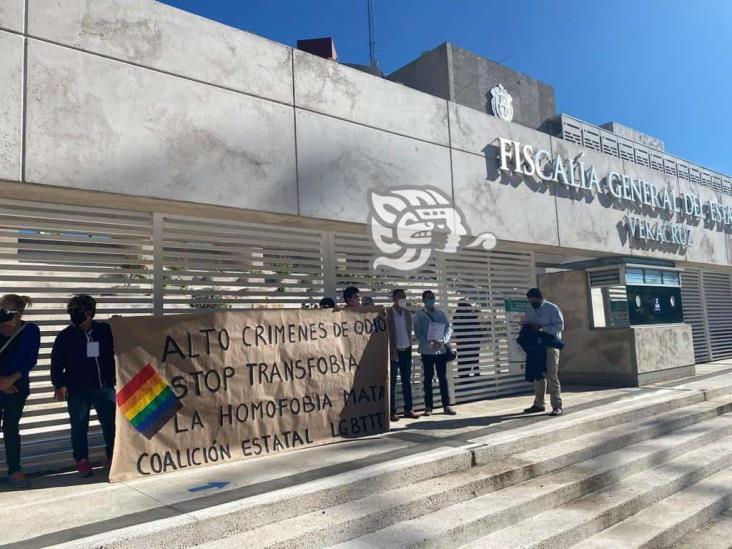 Exige comunidad LGBTTTI a Fiscalía de Veracruz investigar crímenes de odio